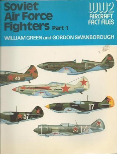 9780668041706: Soviet Air Force Fighters, Part 1 (WWII Aircraft Fact Files)