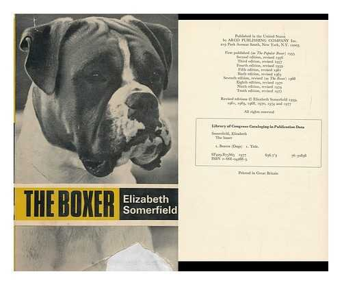 9780668042888: The boxer (Popular dogs breed series)