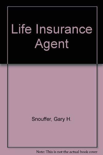 9780668043069: Life Insurance Agent
