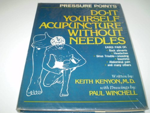 9780668043298: Pressure Points: Do it Yourself Acupuncture without Needles