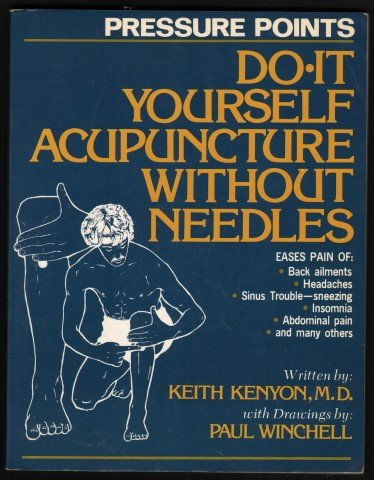 9780668043335: Pressure Points: Do It Yourself Acupuncture Without Needles