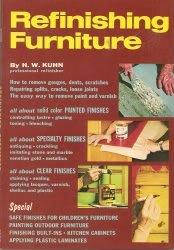 Refinishing Furniture: W. H. Kuhn