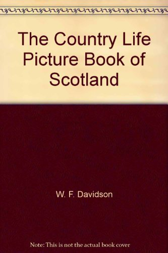 9780668043953: The country life picture book of Scotland