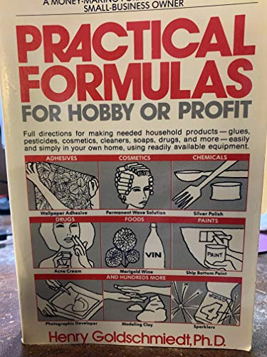 9780668044950: Practical Formulas for Hobby or Profit