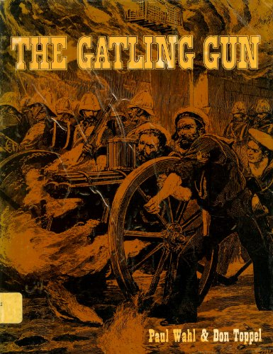 9780668045148: The Gatling Gun
