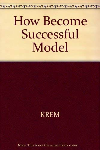 9780668045179: How Become Successful Model