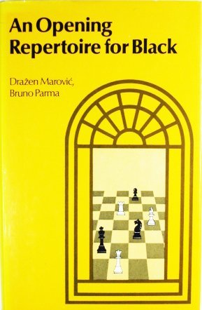 9780668045278: An opening repertoire for black (Club player's library)