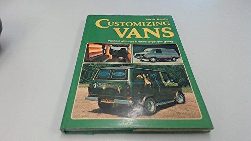 9780668045421: Customizing Vans