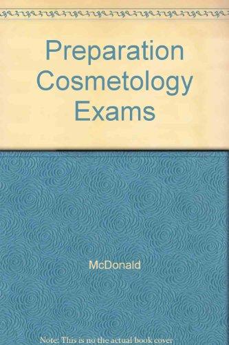9780668047562: Preparation Cosmetology Exams (Arco professional career examination series)