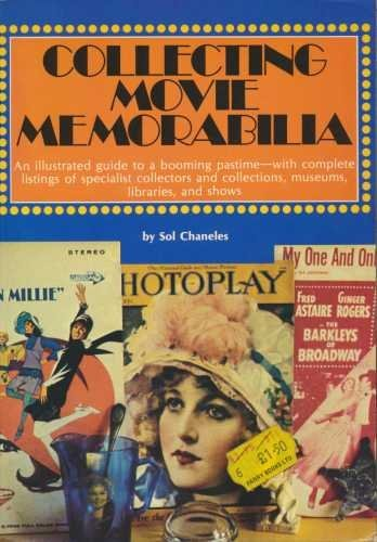 9780668047883: Collecting Movie Memorabilia