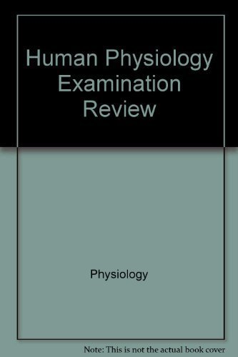 9780668048262: Human physiology examination review (Arco medical review series)