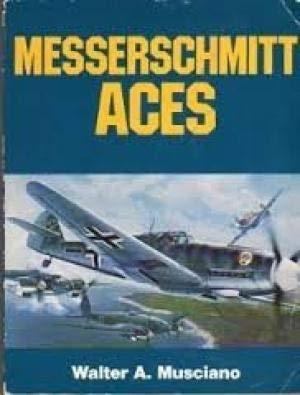 9780668048873: Messerschmitt Aces