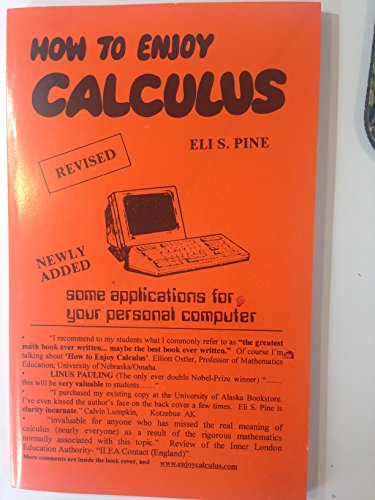 9780668049498: How to Enjoy Calculus