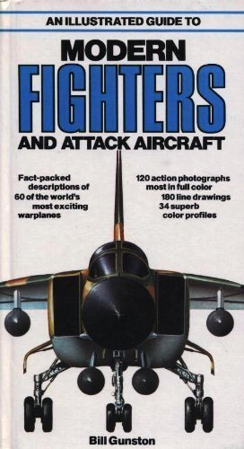 9780668049641: An Illustrated Guide to Modern Fighters and Attack Aircraft (A Salamander book)