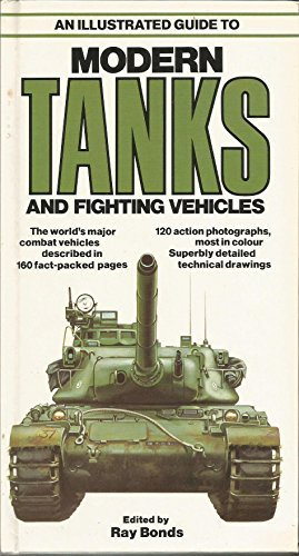 9780668049658: An Illustrated Guide to Modern Tanks and Fighting Vehicles