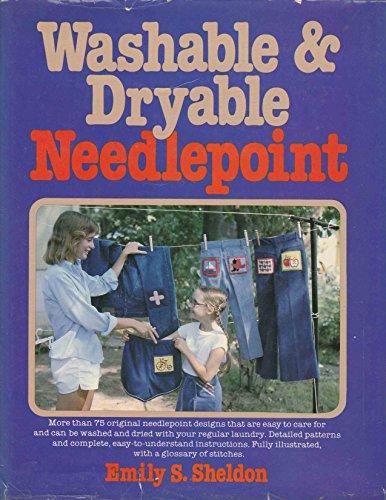 9780668051743: Washable and Dryable Needlepoint