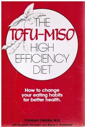 9780668051804: Tofu-miso High Efficiency Diet