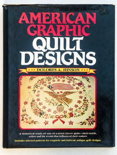 9780668052627: American Graphic Quilt Designs