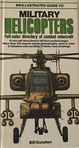 9780668053457: Illustrated Guide to Military Helicopters