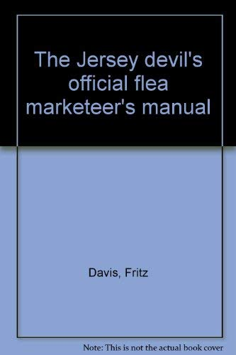 9780668053495: The Jersey Devil's Official Flea Marketeer's Manual