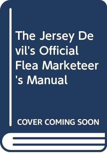 9780668053518: The Jersey Devil's Official Flea Marketeer's Manual