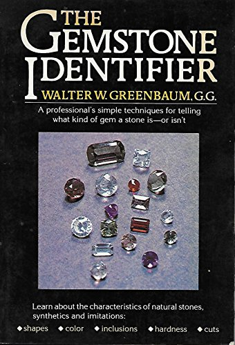 9780668053914: The Gemstone Identifier