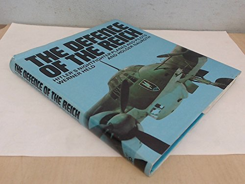 9780668053938: The Defense of the Reich: Hitler's nightfighter planes and pilots
