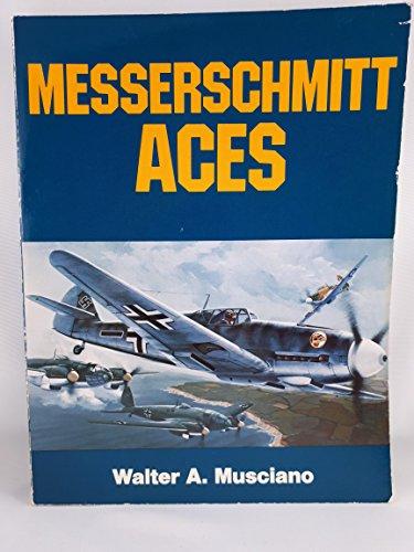 9780668054218: Messerschmitt Aces
