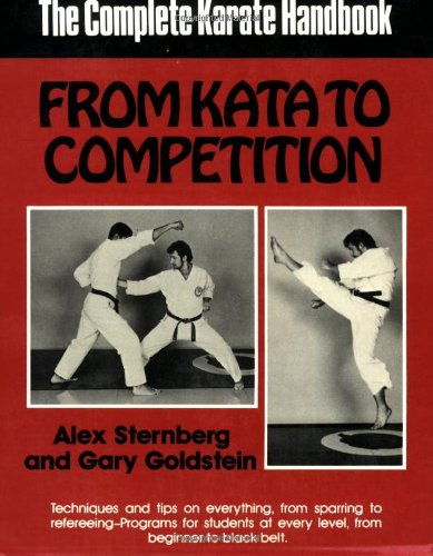 Kata to Competition Karate: Author unknown