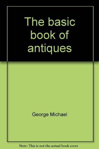 9780668054492: The basic book of antiques