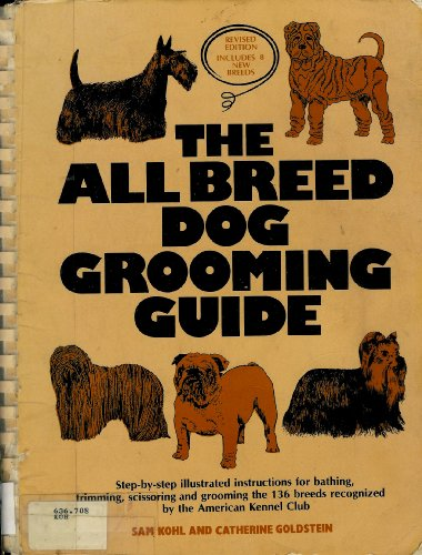 9780668055734: The All Breed Dog Grooming Guide