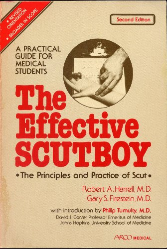 9780668056274: The Effective Scutboy