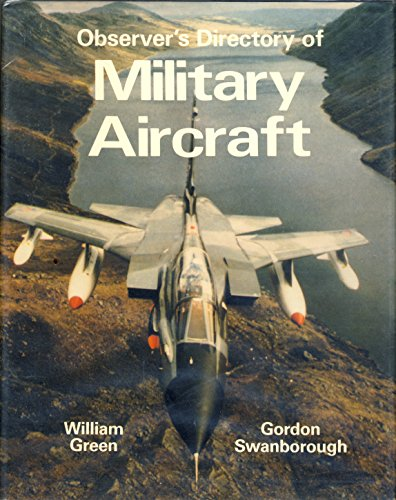 Observer's Directory of Military Aircraft