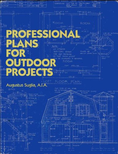 9780668057875: Professional plans for outdoor projects