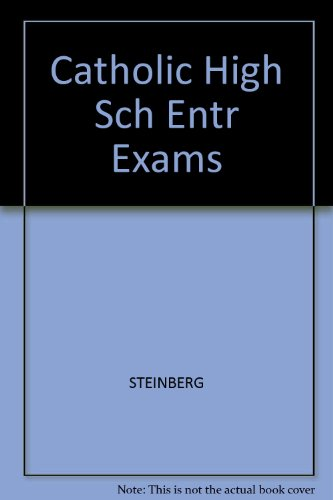 9780668057882: Catholic High Sch Entr Exams