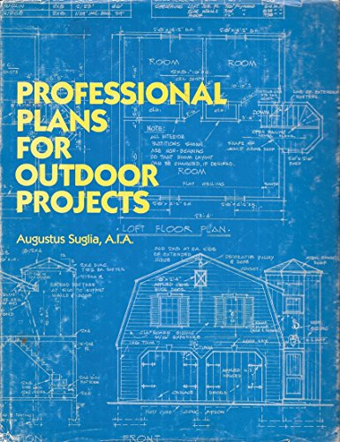 9780668057905: Professional Plans for Outdoor Projects