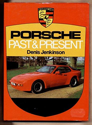 9780668058025: Porsche, Past & Present / Denis Jenkinson