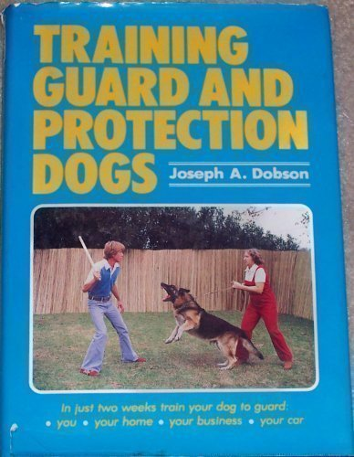 9780668058308: Training Guard and Protection Dogs