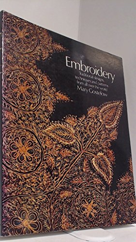 9780668059107: Embroidery: Traditional Designs, Techniques, and Patterns from all over the World