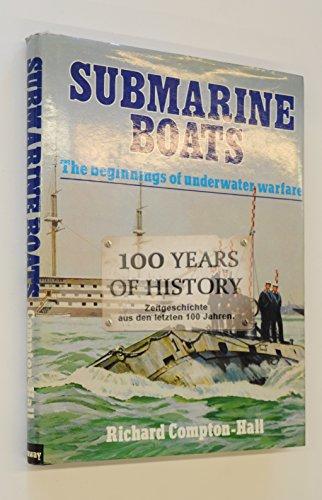 9780668059244: Submarine Boats : the Beginnings of Underwater Warfare