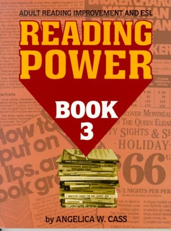 Arco Reading Power, Book 3 (Reading Power): Angelica Cass