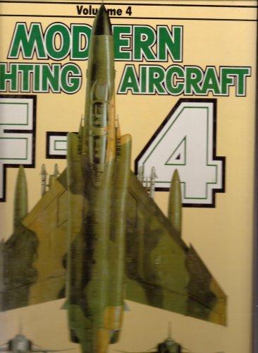 F-4 Phantom II (Modern Fighting Aircraft): Richardson, Doug