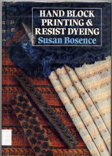 9780668060851: Hand Block Printing and Resist Dyeing