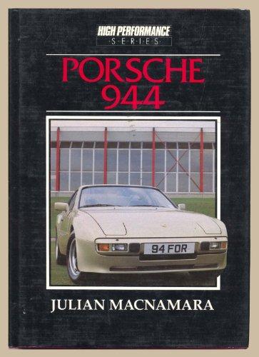 9780668061469: Porsche 944 (High performance series)