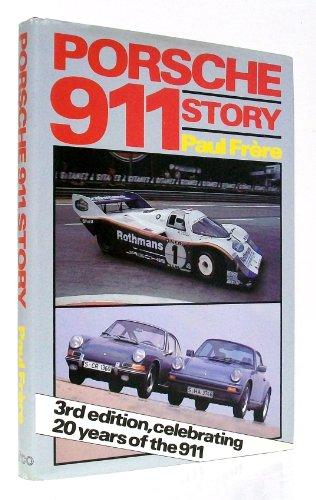 9780668061582: Porsche 911 story