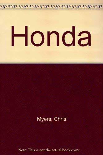 9780668061667: Honda