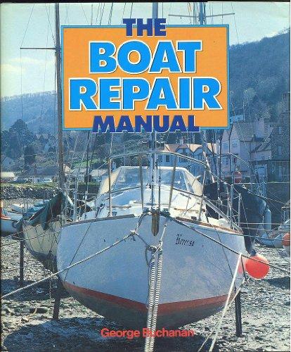 9780668061674: The Boat Repair Manual