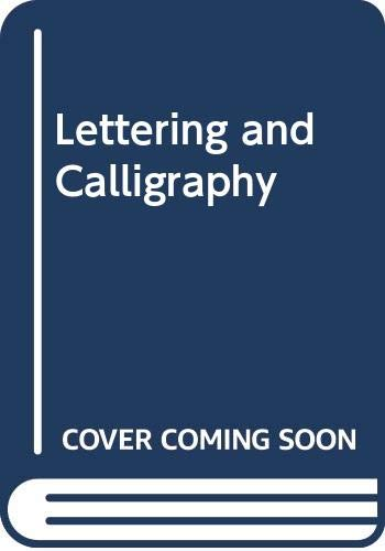 9780668061933: Lettering and Calligraphy