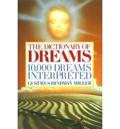 9780668063944: Dictionary of Dreams