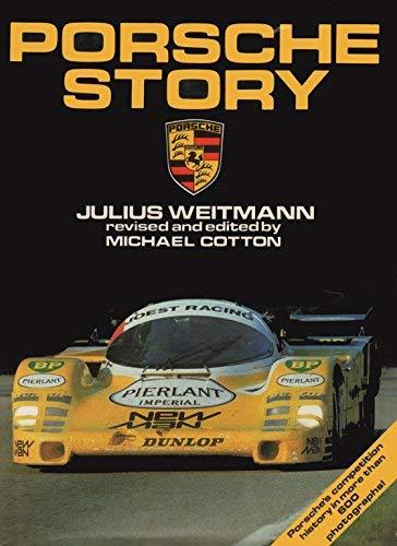 Porsche Story: Julius Joseph Weitmann
